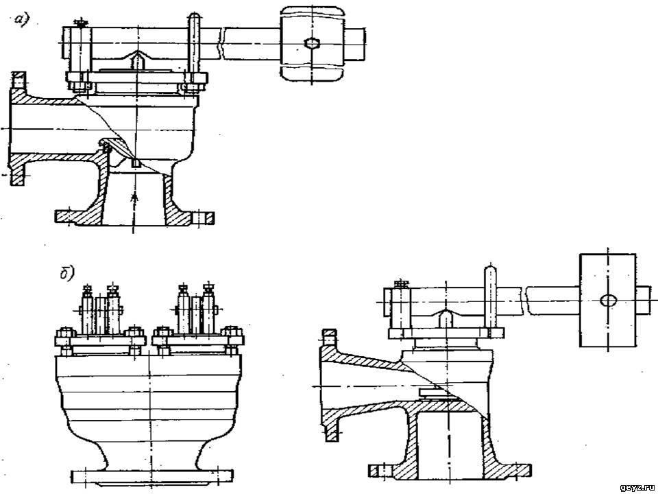 Клапан предохранительный рычажно - грузовой, Рраб 12,7 МПа