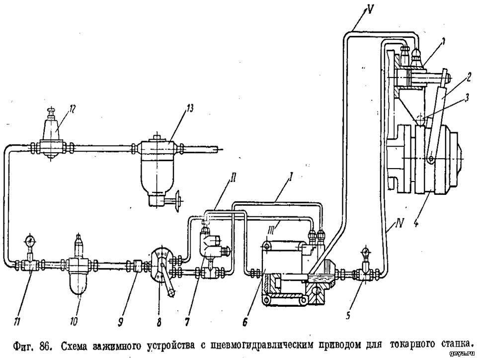 Воздухоподводящая система к