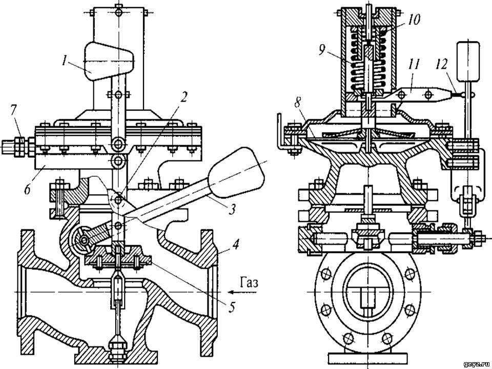 Седло клапана предохранительного запорного для РДСК-50